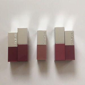 Clinique Pop lip color